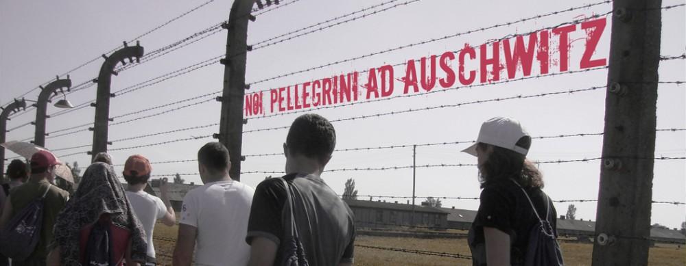 Noi pellegrini ad Auschwitz