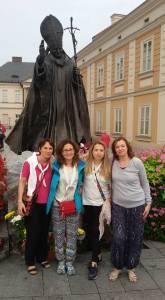 viaggio Polonia 2015